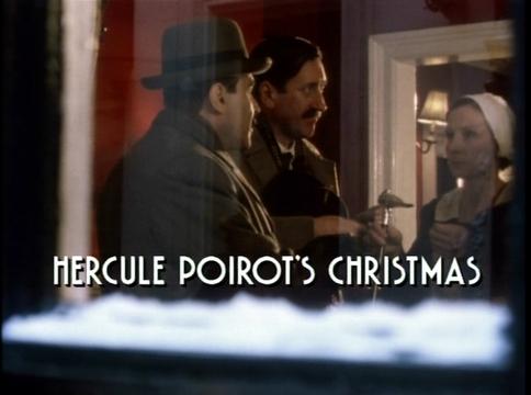 TV Review: Agatha Christie's Poirot: Hercule Poirot's Christmas ...
